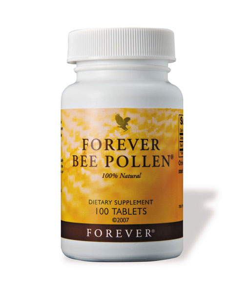 Bee pollen weight loss forever living